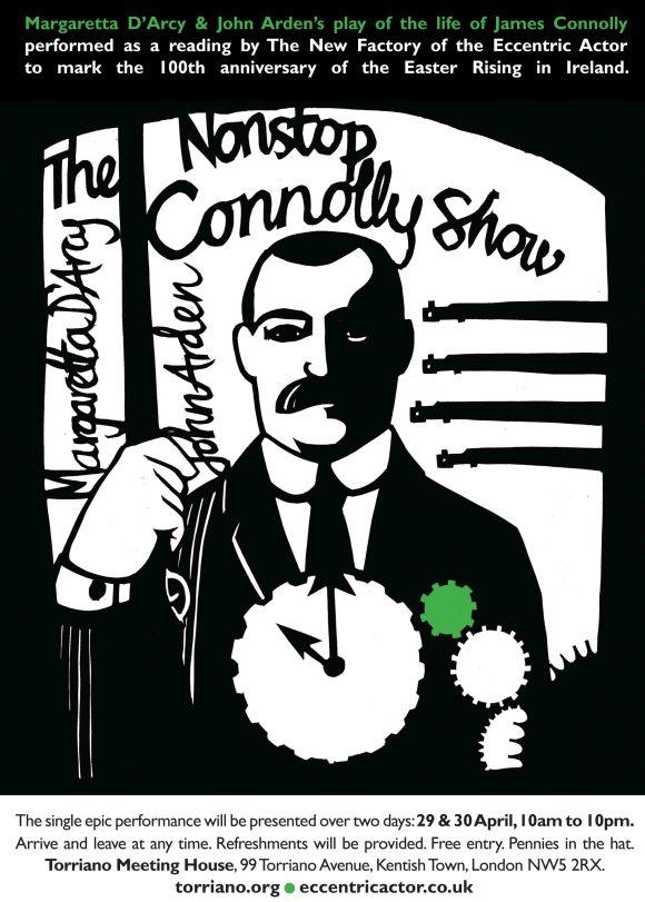 Connolly poster final colour