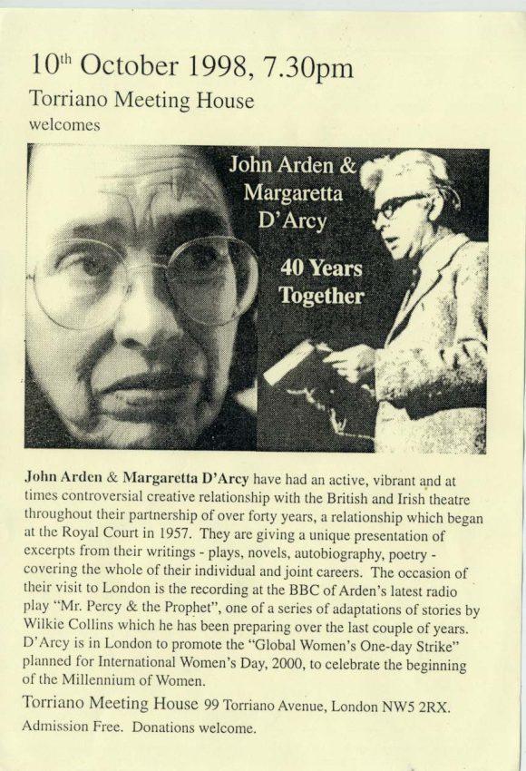 flyer-john-arden-margaretta-darcy