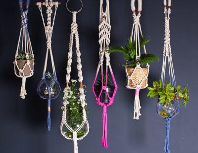 Macramé-hanging-planter-400x310